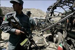 5-има войници от НАТО загинаха при нападение в Афганистан
