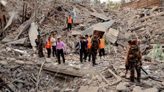 Над 30 души загинаха в Алепо при ракетен обстрел
