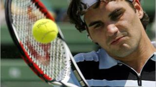 Федерер и Гонсалес в десетото действие