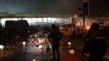 Взривове в Истанбул: Терористична атака до стадиона на Бешикташ! (ВИДЕО)