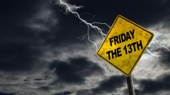 Откъде идва лошата слава на петък 13-и