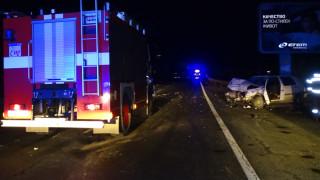 Временно затворен е път Е-79 между Благоевград и Симитли