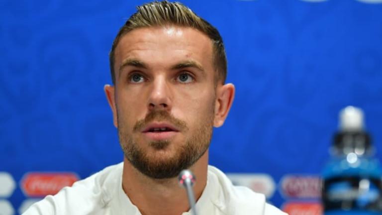 Английският национал Джордан Хендерсън коментира предстоящия полуфинал за Трите лъва