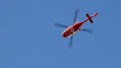 БЧК преговаря за медицински вертолет