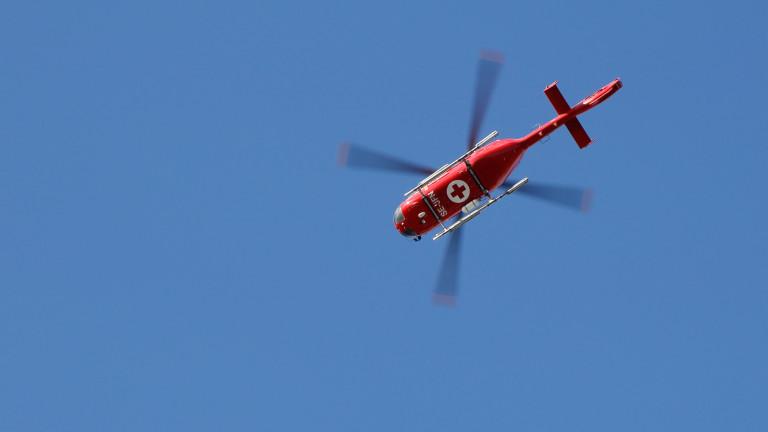 МРРБ стартира процедурата за покупка на два медицински хеликоптера на