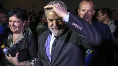 Обвиняват в корупция бившия бразилски президент Луис Инасиу Лула де Силва