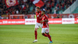 Евандро: Надявам се да вкарам гол във вратата на Левски