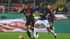 Милан загуби халф за три седмици