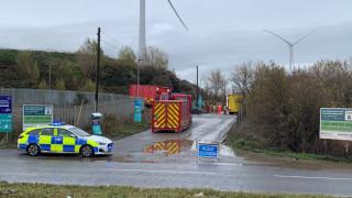 Експлозия в Ейвънмаут: Жертви и ранени след голям взрив до Бристол