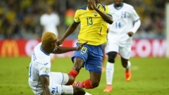 Еквадор замечта за 1/8 финалите