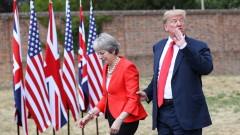 Тръмп обърна палачинката за Брекзит