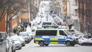 Втори арестуван във връзка с терористичната атака в Стокхолм