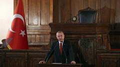 Ердоган настоява НАТО да засили диалога с Русия