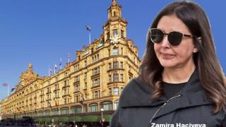 Азербайджанка, похарчила 21 млн. долара за лукс в Лондон, пред изгонване