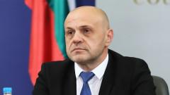 Вицепремиерът Томислав Дончев е с COVID-19