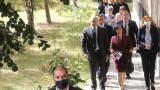 Радев иска единна БСП, за да не залинее демокрацията