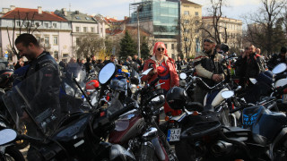 Многохилядно стълпотворение в София откри мотосезона
