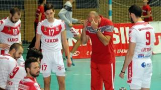 Нефтохимик нанесе трета загуба на ЦСКА за сезона