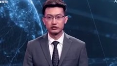 Китай представи първия ТВ водещ с изкуствен интелект в света