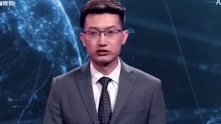 Тази седмица китайската държавна новинарска агенция Синхуа представи най-новите си