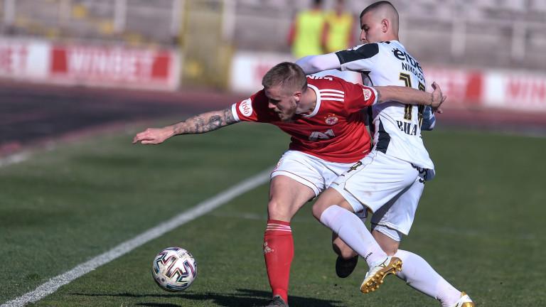 Мачът с Локо (Пд) малко по-специален за двама от ЦСКА