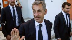 Саркози получи година затвор за незаконно финансиране на предизборна кампания