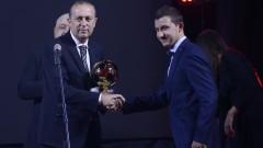 Тодор Неделев е най-добрият футболист на Пловдив за втори пореден път