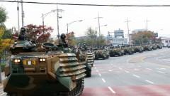 Южна Корея и Япония хвърлят армията срещу коронавируса