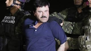 Мексикански съд одобри екстрадирането на наркотрафиканта Ел Чапо в САЩ