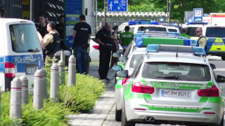 Германската полиция задържа заподозрян за Мюнхенска атака с нож