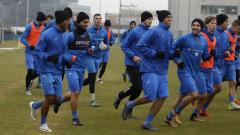 Делио Роси подложи играчите на Левски на интензивни натоварвания