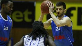 Левски Лукойл се класира на финала в Балканската лига