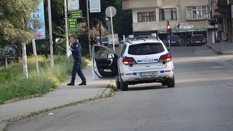 28-годишен мъж беше открит пребит в Благоевград тази сутрин, информира
