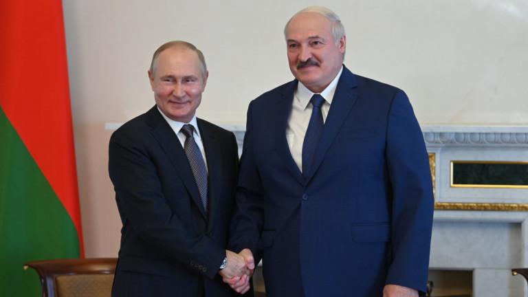 Ще погълне ли Русия Беларус?