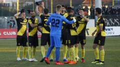 Футболистите на Ботев (Пловдив) се готвят усилено за сблъсъка с Черно море