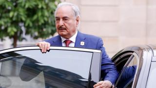Петте ключа за портите на Либия