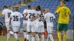 Славия победи Илвес Тампере с 2:1 в мач-реванш от Лига Европа и се класира за втория кръг в турнира