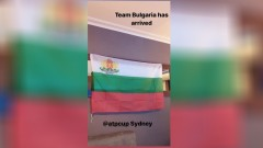 Националите по тенис пристигнаха в Сидни