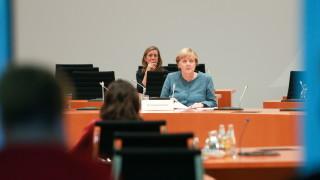 Меркел осъди нападението срещу млад евреин в Хамбург
