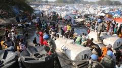 Уганда обвини сините каски в Южен Судан в бездействие