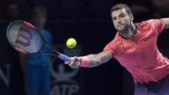 Григор Димитров отпадна още в първия кръг в Базел