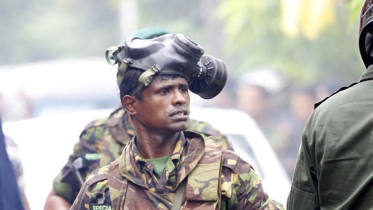 Задържаха 7 заподозрени за взривовете в Шри Ланка
