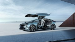Първият автономен Lexus е направо нечовешки