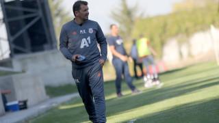 Милош Крушчич: Резултатът е лош, продължаваме да работим