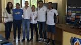 14-годишен започва с Левски, впечатли Даниел Боримиров