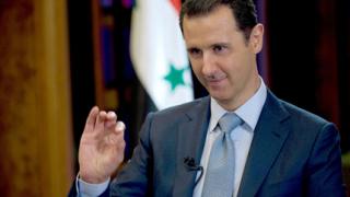 Асад призна за контакт между сирийските и френските служби