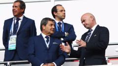 Джани Инфантино: Това е бъдещето на футбола