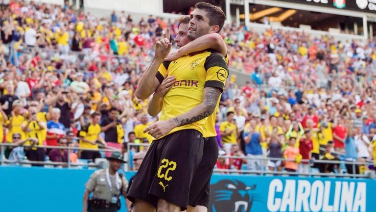 Борусия (Дортмунд) постигна втора победа на приятелския международен турнир