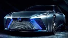 Lexus показа върхова технология за безпилотно управление