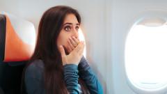 Как да преодолеем страха от летене